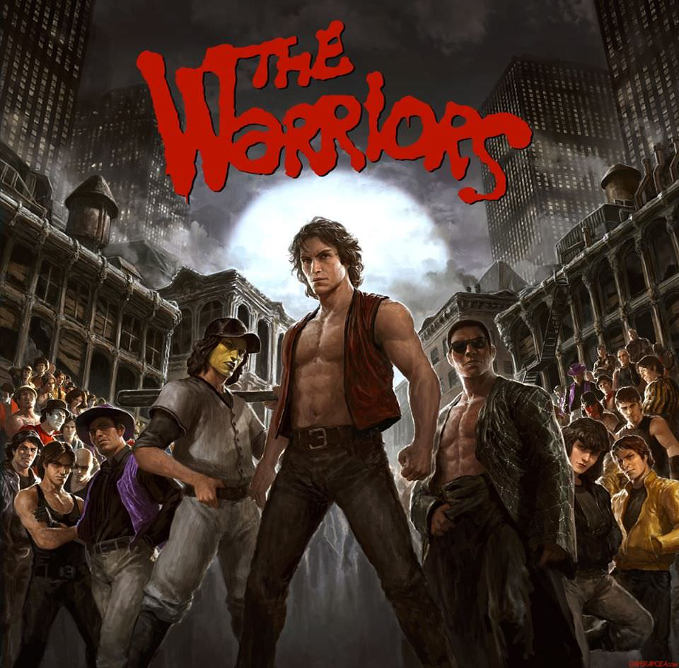 The Warriors Movie Site - Waxwork Records The Warriors Vinyl LP